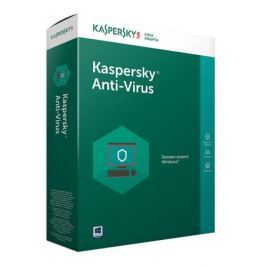 Программное обеспечение Kaspersky Anti-Virus Russian Edition. 2-Desktop 1 year Base Box (KL1171RBBFS)