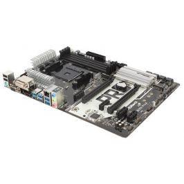 Материнская плата ASRock AB350 Pro4 (SAM4, AMD B350, 4*DDR4, 2*PCI-E16x, 4*PCI-E1x, D-SUB, DVI, HDMI, SATAIII+RAID, M.2, GB Lan, USB3.0, ATX, Retail)
