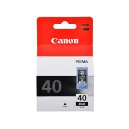 Картридж Canon PG-40 для PIXMA MP450/MP170/MP150/iP2200/iP1600. Чёрный. 330 страниц.