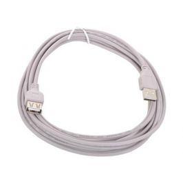 Кабель удлинитель USB 2.0 AM/AF Gembird CC-USB2-AMAF-10 3m, пакет