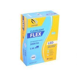 Лампа светодиодная LED Clearlight Flex H3 3000 lm (2 шт) 6000K