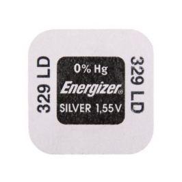 Батарейки Energizer Silver Oxide 329 1шт. (635318/E1093401)