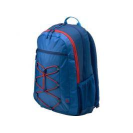 Рюкзак для ноутбука HP 15.6 Active Blue/Red Backpack 1MR61AA