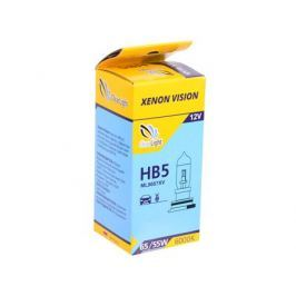 Лампа Галогеновая с увеличенным сроком службы HB5(Clearlight)12V-65/45W LongLife (1шт.)