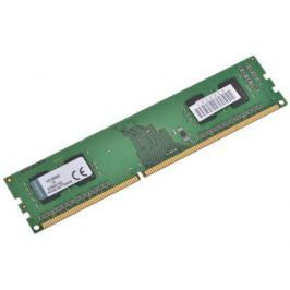 Оперативная память Kingston DDR3 2Gb, PC10600, DIMM, 1333MHz (KVR13N9S6/2) Retail