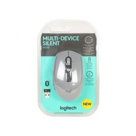 Мышь (910-005198) Logitech Wireless Mouse M590 Multi-Device SILENT Grey