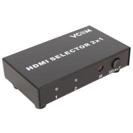 Переключатель HDMI 1.4V 2=)1 VCOM (DD432)