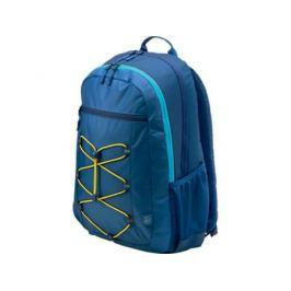 Рюкзак для ноутбука HP 15.6 Active Blue/Yellow Backpack 1LU24AA