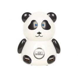 Концентратор USB 2.0 CBR MF-400 Panda (4 порта)