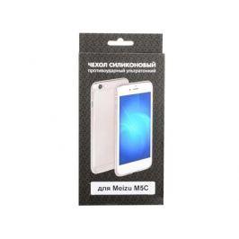 Силиконовый чехол для Meizu M5C DF mzCase-18