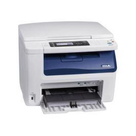МФУ Xerox WorkCentre 6025BI (A4, светодиодный цветной принтер/сканер/копир, 12 стр/мин/ 10цв.стр/мин, до 30K стр/мес, 256MB, GDI, USB ,Apple AirPrint,