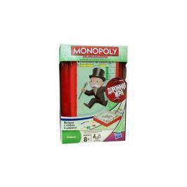 Настольная игра Hasbro Монополия (дорожная) B1002