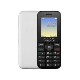 Мобильный телефон Alcatel OneTouch 1020D белый 1.77