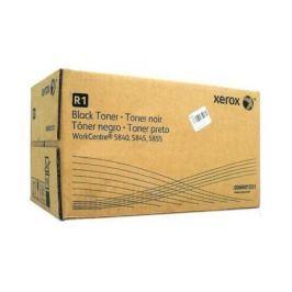 Тонер-Картридж Xerox 006R01551 для WC 5845/5855 черный 76000стр