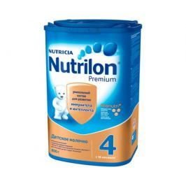 Детское молочко Nutrilon 4 Premium с 18 мес. 800 г