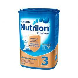 Детское молочко Nutrilon 3 Premium с 12 мес. 800 г