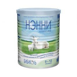 Молочная смесь Бибиколь Нэнни Классика с рождения 400 г