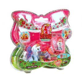 Игровой набор Filly «Бабочки с блестками. Волшебная семья» мини-версия