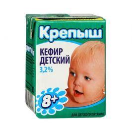 Кефир Крепыш 3,2% с 8 мес. 200 мл