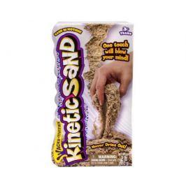 Песок для лепки Kinetic sand коричневый 910 г