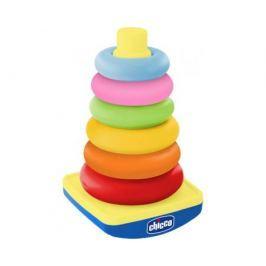 Пирамидка Chicco «Башня с колечками»