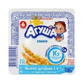 Творог Агуша Злаки 3,9% с 6 мес. 100 г