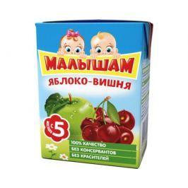 Нектар ФрутоНяня Малышам Яблоко и вишня с 5 мес. 200 мл