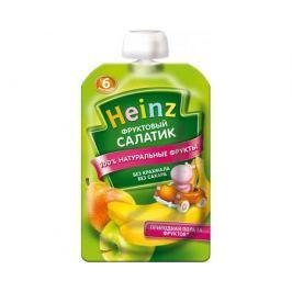 Пюре Heinz Фруктовый салатик с 6 мес. 100 г (пауч)