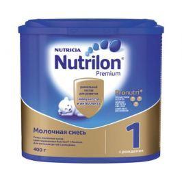 Молочная смесь Nutrilon 1 Premium с рождения 400 г