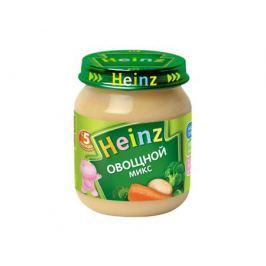 Пюре Heinz Овощной микс с 5 мес. 120 г