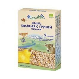 Каша молочная Fleur Alpine Organic овсяная с грушей с 5 мес. 200 г