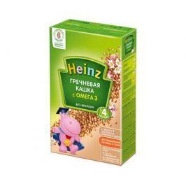 Каша безмолочная Heinz гречневая с Омега 3 с 4 мес. 200 г