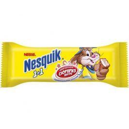 Батончик Nesquik шоколадный 28 г