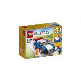 Конструктор LEGO Creator 31027 Синий гоночный автомобиль
