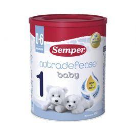 Молочная смесь Semper Baby Nutradefense 1 с рождения 400 г