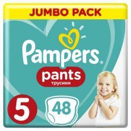 Трусики-подгузники Pampers Pants 5 (12-17 кг) 48 шт.