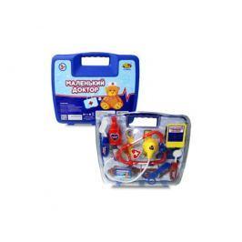 Игровой набор ABtoys «Маленький доктор» в чемодане 14 пр.