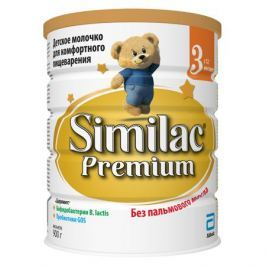 Детское молочко Similac Premium 3 с 12 мес. 900 г