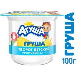 Творог Агуша Груша 3,9% с 6 мес.100 г