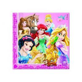 Салфетки Procos «Принцессы и животные» 20 шт.