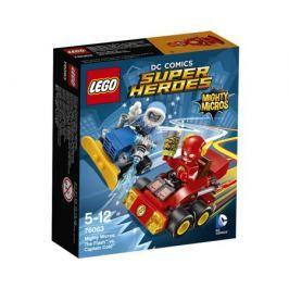 Конструктор LEGO Super Heroes 76063 Флэш против Капитана Холода
