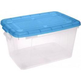 Ящик для игрушек Darel синий 75 л