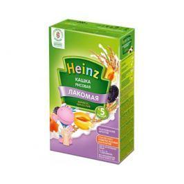 Каша молочная Heinz «Лакомая» рисовая абрикос, чернослив с 5 мес. 200 г