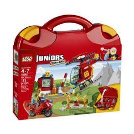 Конструктор LEGO Juniors 10685 Чемоданчик: пожар