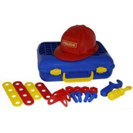 Игровой набор Полесье «Механик» в чемодане 31 эл.