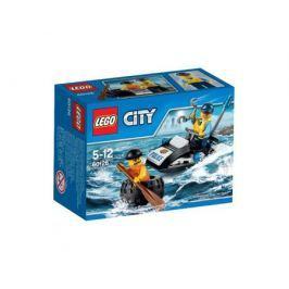 Конструктор LEGO City 60126 Побег в шине
