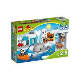 Конструктор LEGO DUPLO 10803 Вокруг света: Арктика