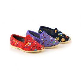 Туфли домашние малодетские