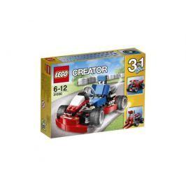 Конструктор LEGO Creator 31030 Красный гоночный карт