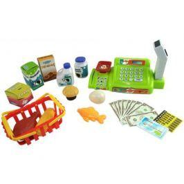 Игровой набор ABtoys «Помогаю маме. Кассовый аппарат с продуктами»